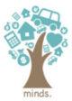 保険と資産形成の総合相談窓口 – 有限会社マインズプランニング ロゴ
