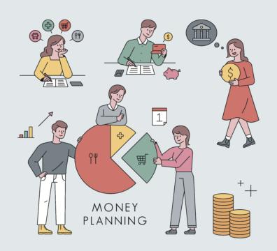 お金の勉強 資産形成 ライフプラン 投資